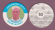 Coventry City Dave Buust